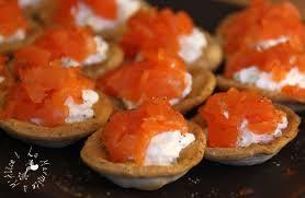 canap au saumon fum et mascarpone mini tartelettes mascarpone saumon fumé recette apéro la