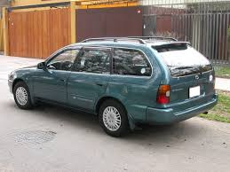 1995 toyota corolla station wagon toyota corolla 1 6 1982 auto images and specification