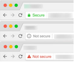 https how https not secure warning in google chrome and how to avoid it