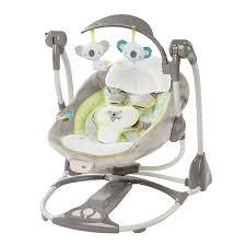 Amazon Baby Swing Chair Amazon Com Ingenuity Convertme Swing 2 Seat Portable Infant Baby