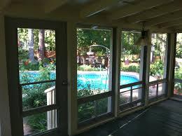 pgt eze breeze screen porch windows doors porches and blinds