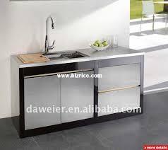 Metal Cabinets Kitchen Kitchen Cabinet With Sink