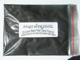gunmetal black diy paint colors black pearl effects paint pearls