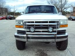 1996 ford f150 brush guard has anyone fit a 92 96 brush guard on a bullnose ford truck