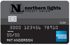 Northern Lights Credit Union Credit Card