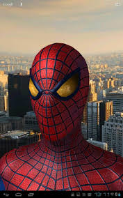 amazing spider man 3d live wp 2 13 for android download