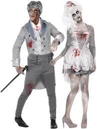 Halloween Bride Groom Costumes Bride Groom Halloween Costumes