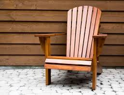 Redwood Adirondack Chair Redwood Adirondack Chairs Wooden Furniture Cedar