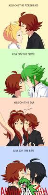 Black Dick Meme - kissing meme by artist black on deviantart