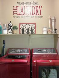Cute Laundry Room Decor by Cute Laundry Room Decor Ideas Home Wall Decoration