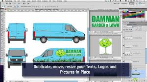 using car u0027n truck vehicle templates with photoshop youtube