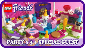 lego friends cakes styling and gift shop