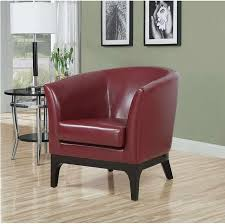leather accent chairs for living room accent chairs for living