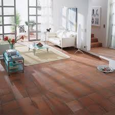 Terracotta Tile Effect Laminate Flooring Flat 15x15 Tiles Aragon Terracotta Red Quarry Tiles 150x150x12mm Tiles