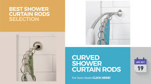 curved shower curtain rods best shower curtain rods selection