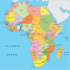africa map best photos of africa map countries and capitals africa map with