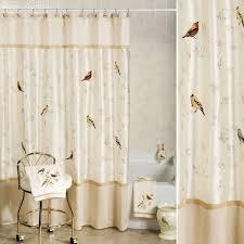 Shower Curtains With Birds Dillards Shower Curtains Interior Design