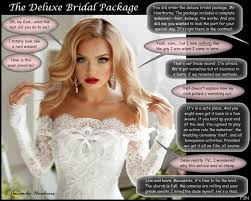 wedding dress captions the deluxe bridal package by amandahawkins71 deviantart on