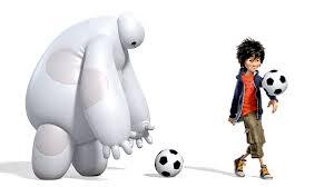 big hero hd wallpaper hd baymax vs soccer ball hd youtube