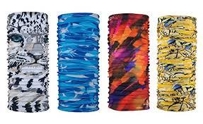 bandana wristband kalily pack of 4 pcs oringinal design band bandana protective