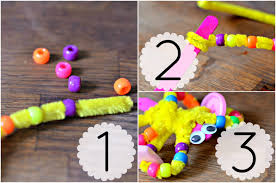 3 step butterfly craft for kids bostikblogger life with pink