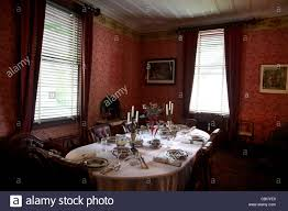 Mansion Dining Room by The Dining Room At Alberton Historic House Auckland A Timber