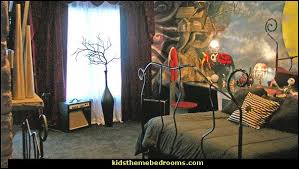 nightmare before bedroom wallpaper princess decor
