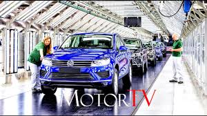 volkswagen mexico plant car factory 2017 volkswagen touareg production l bratislava