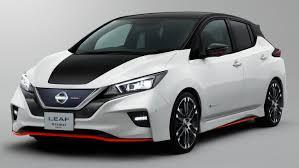 nissan elgrand insurance australia nissan leaf nismo concept u2013 sportier ev unveiled