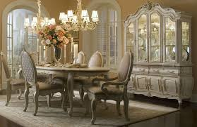 oval dining room set blanc extendable oval dining room set