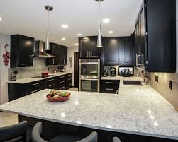 granite countertop kitchen paint ideas with white cabinets