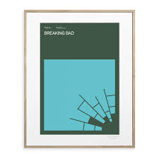 Breaking Bad Poster Exergian Poster Tv Breaking Bad