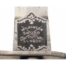 scarce wilkinson sword company first pattern fairbairn sykes