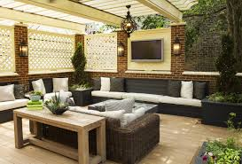 House Plans With Outdoor Living Space Outdoor Living In The Woodlands Hortus Landscape Design