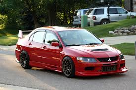 modified mitsubishi 2003 mitsubishi lancer evolution information and photos