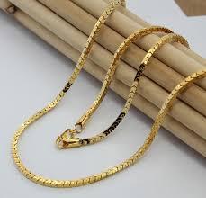 mens box chain necklace images 3mm box chain men 39 s long necklace dahasakshops jpg