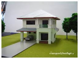 house models and plans thai house plans 3 bedroom house
