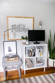 Ikea Expedit With Desk 3 Ways To Style And Use Ikea U0027s Kallax Expedit Shelf Shelves