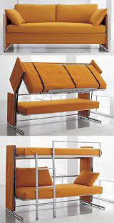 Couch That Turns Into Bed I Am So Down For That A Sleeping Bag Couch Geekologie