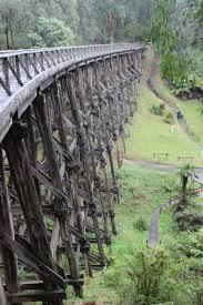 noojee trestle bridge walk u0026 neerim crossover melbourne
