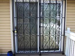 Security Patio Doors Patio Door Security Gate 9 Jpg