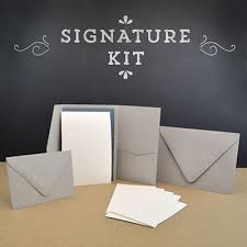 invitation kits wedding invitation kits diy cards pockets