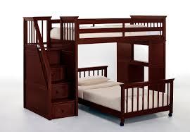 ne kids lower stair loft bed
