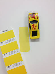 Pantone Yellow by Post 28 In Which I Mix Pantone Color 113 Big Jump Press