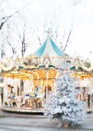 christmas carousel photography christmas carousel in decor