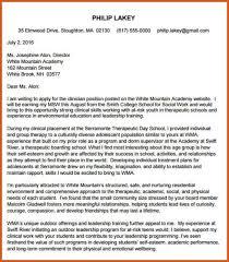 leadership trainer cover letter