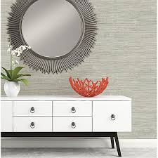faux grasscloth wallpaper by brewster home fashions