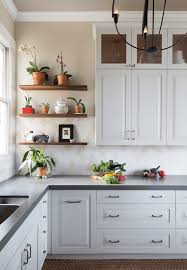 White Kitchen Cabinets With Grey Countertops by Kitchen Island U0026 Carts White Kitchen Cabinet Grey Countertops