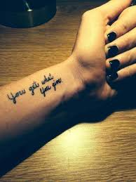 small tattoo quotes pinterest short quote tattoos plus short tattoo quotes 47 with short quote