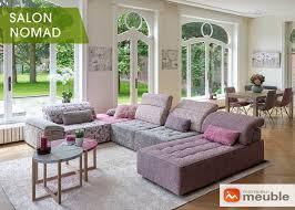 meuble canapé unique canape cuir monsieur meuble fresh design de maison